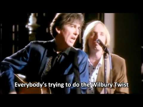 Traveling Wilburys - Wilbury Twist [1990, Subtitled]