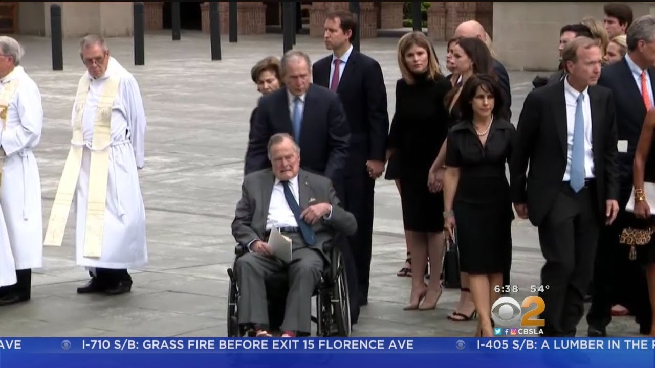Former President Bush Recovering After Latest Health Scare