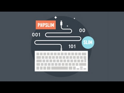 Курс по микрофреймворку PHP Slim