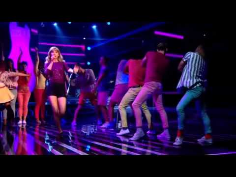 Taylor Swift - We Are Never Ever Getting Back Together - The X Factor UK 2012