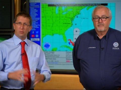 Hurricane Joaquin Intensifies to Category 4