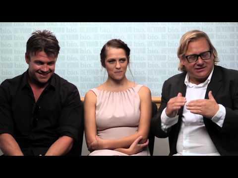 Teresa Palmer, Luke Hemsworth & Kriv Stenders talk KILL ME THREE TIMES at TIFF