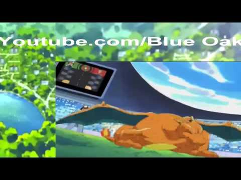 Chrizard Vs Blaziken (Ash VS Harrison) HD English