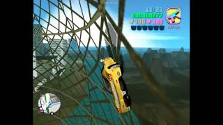 GTA Vice City Wall of Death (ring)