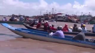 (VTC14)_Khởi tố vụ chìm tàu ở Gành Hào, Bạc Liêu