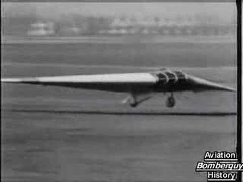 Horten Ho-2 Flying Wing Test Flight 1935 - YouTube