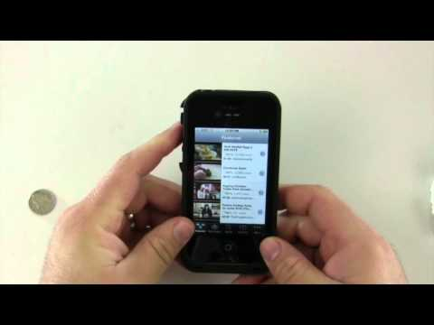 Lifeproof iPhone 4 / 4S Case Review