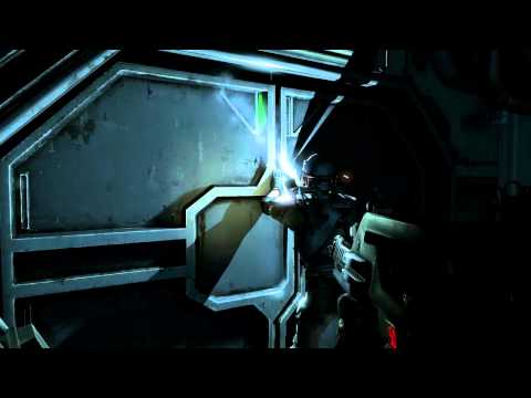 Aliens: Colonial Marines - Action Trailer (PC. PS3. Xbox 360)