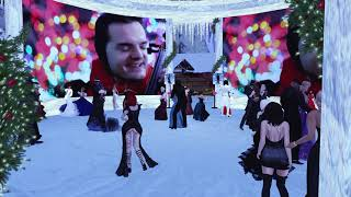 A Legends Christmas 2017 Second Life
