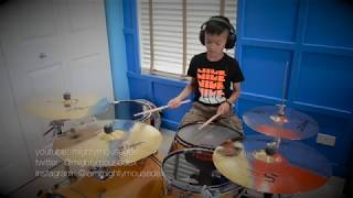 Download Lagu Portugal. The Man - Feel It Still (Drum Cover) Gratis STAFABAND