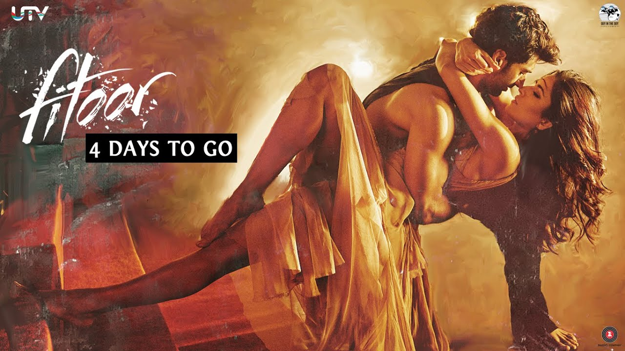 4 Days To Go | Aditya Roy Kapur & Katrina Kaif | Fitoor | In Cinemas Feb 12