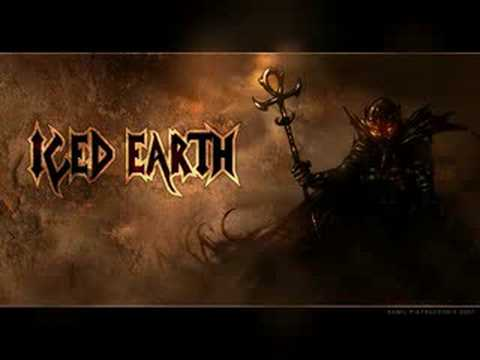 Iced Earth - Melancholy Holy Martyr