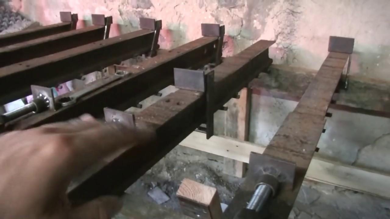 Струбцина для склейки мебельного щита своими руками видео
