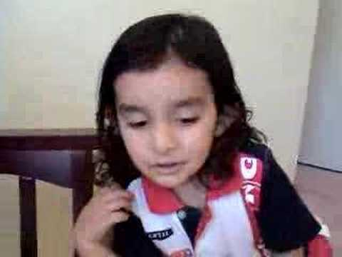 Agastya Singing Nani Teri Morni Ko Mor Le Gaye video