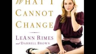 Watch Leann Rimes What I Cannot Change video