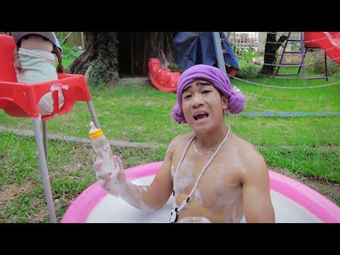 Âm Thầm Bên Con - Parody - Đỗ Duy Nam - Hữu Công - Official