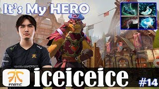 iceiceice - Pangolier Offlane | It's My HERO | Dota 2 Pro MMR Gameplay #14