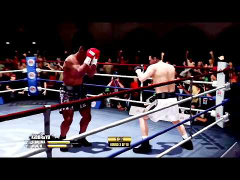 Fight Night Champion Online - Mike Tyson vs Rocky Marciano - Thirsty People Image 1