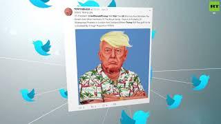 Trump set to visit UK Sadiq Khan and Twitter fire up