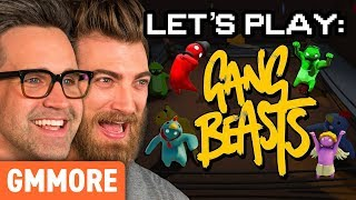 LET'S PLAY: Gang Beasts