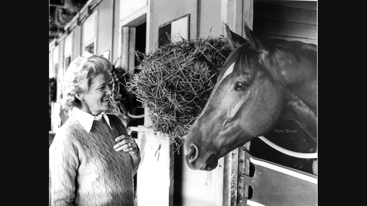 Secretariat pferd