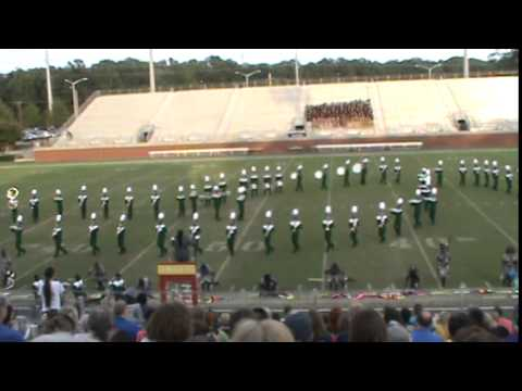 2014 Blythewood Tournament of Bands - West Florence High School