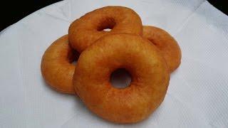 Donut Recipe || Homemade Doughnuts - Easy, Tasty  & Quick recipe