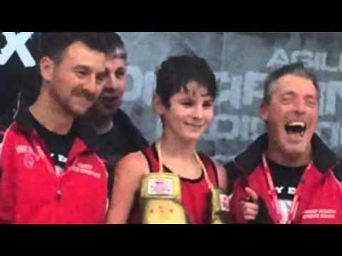 VIPtv visits Jimmy Egan Boxing Academy club Show 14.4.2016