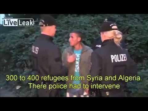 """Die Wahrheit """"24h News"""" - FLÜCHTLINGE IN HAMBURG"""