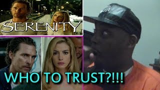 Serenity Trailer REACTION!!!