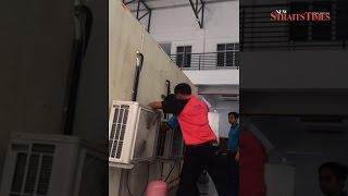 Viral: Instructor slaps, kicks trainee at technical institute in Kedah