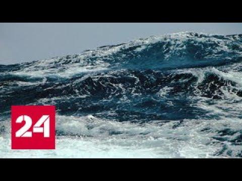 У берегов Камчатки ожидаются волны высотой до 9 метров