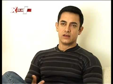 Aamir Khan certain of Taare Zameen Par's success Interview