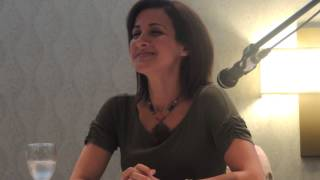 Ramona Milano at Due South Convention