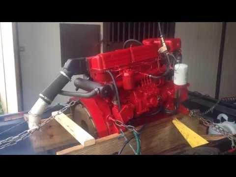 1980 80 hp Ford Lehman - Ebro marine diesel engine