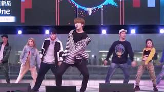 超新星ユナク、ニューアルバム「The One」発売記念イベント開催II 2018.1.17