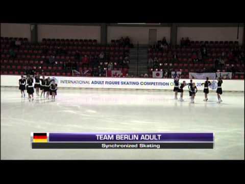 Oberstdorf 2015 - Synchronized Skating (Part 1)
