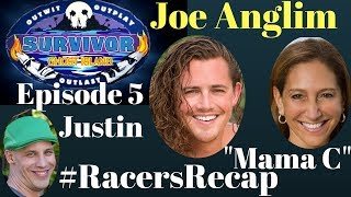 Survivor Ghost Island Episode 5 With Joe Anglim & Mama C #RacersRecap