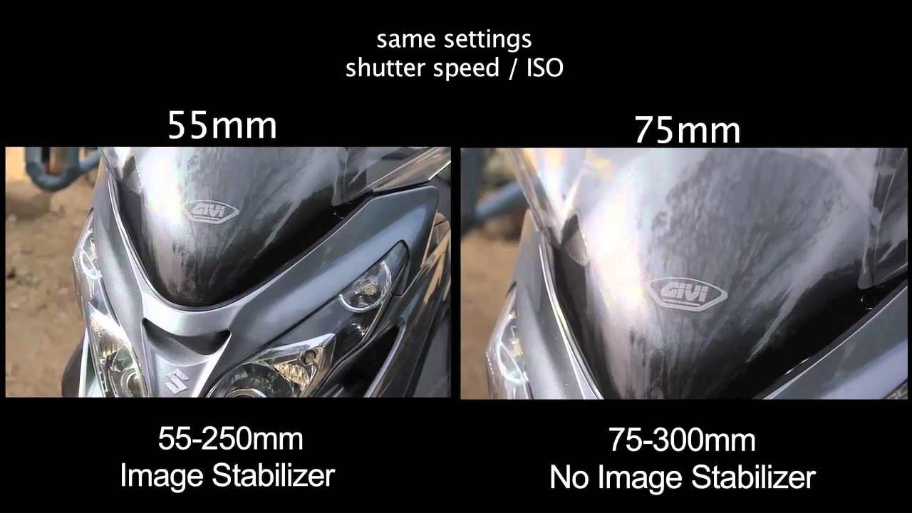 Lens 200mm vs 300mm 55-250mm vs 75-300mm Lens