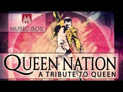 QUEEN NATION @ THE MUSIC BOX - with special guest - The Band That Fell To Earth