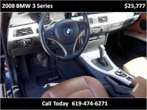 2008 BMW 3 Series Used Cars San Diego CA