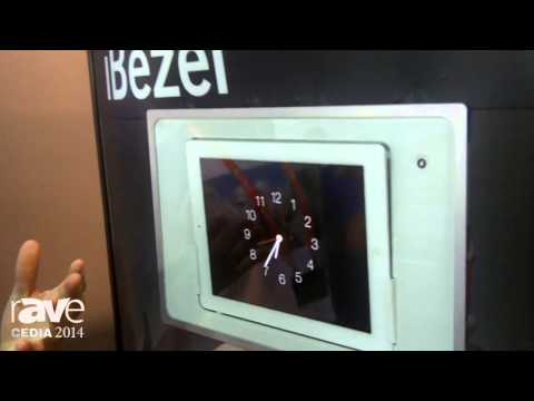 CEDIA 2014: iRoom Highlights the New iBezel With Hidden iPad Control