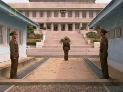 Korean DMZ (Demilitarized zone)