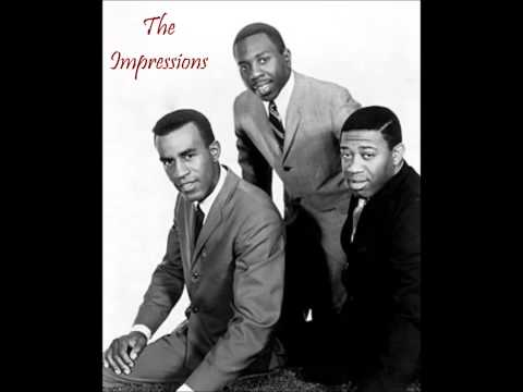 Impressions - Womans Got Soul