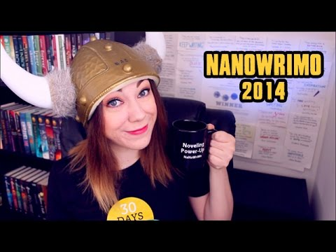 NaNoWriMo 2014!