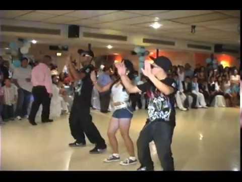Baile Sorpresa Anyela Sevilla Mis 15 Años