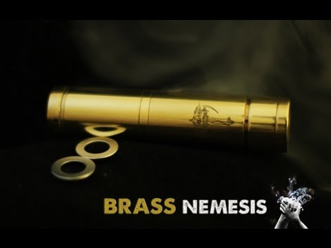 Brass Nemesis Review, polishing with cape cod cloths and magnet upgrade tutorial