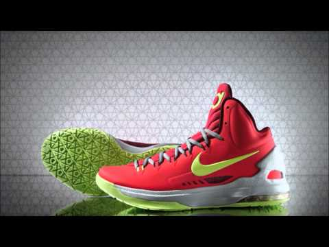 Leo Chang Discusses the Nike Zoom KD V (5) Tech Specs