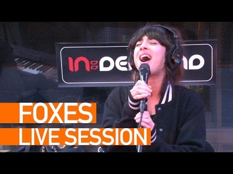 Foxes - Let Go For Tonight - Live Session