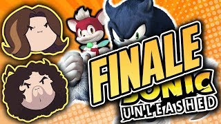 Sonic Unleashed: FINALE - PART 55 - Game Grumps